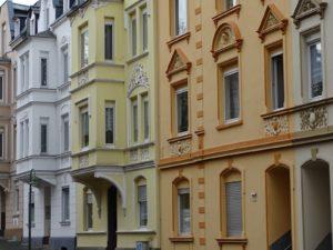 Häuserzeile Iserlohn, Aloysiusstraße