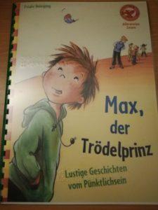 Buch: Max, der Trödelprinz