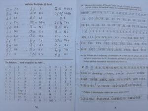 Sütterlin-Alphabet