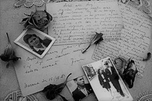 Briefe und Fotos 40er Jahre